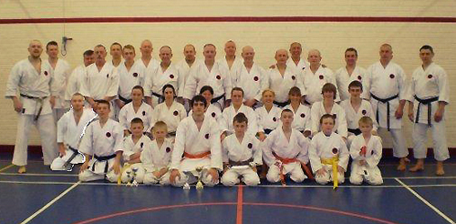 Goju Ryu Karate, Liverpool Martial Arts